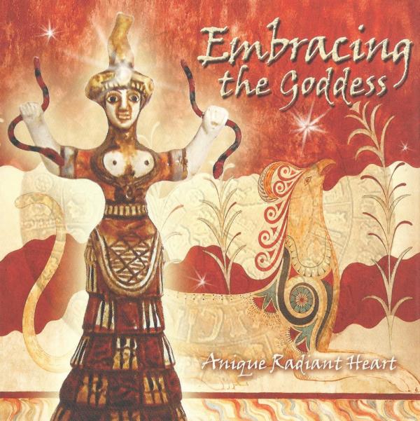 embracing the goddess