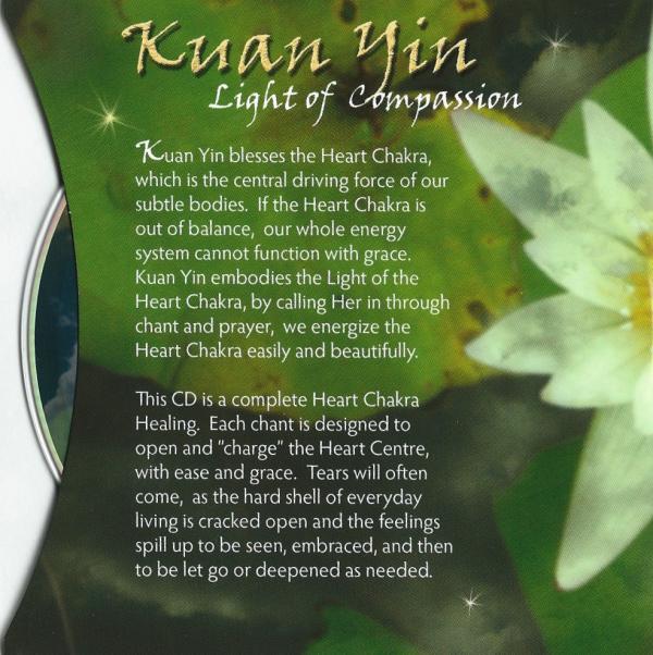 kuan yin- back