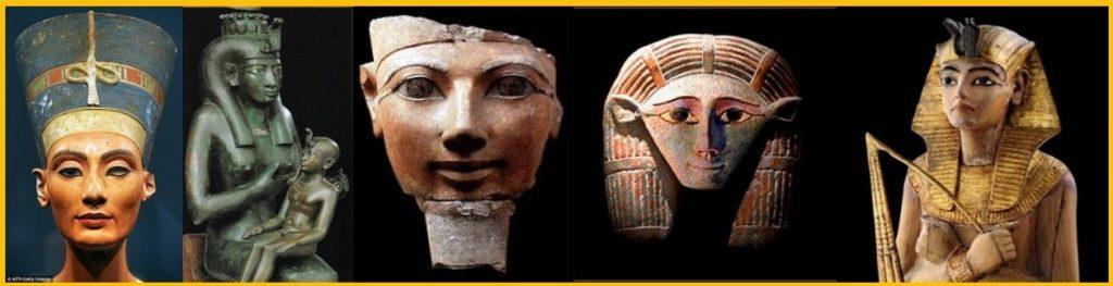 egypt goddes tour